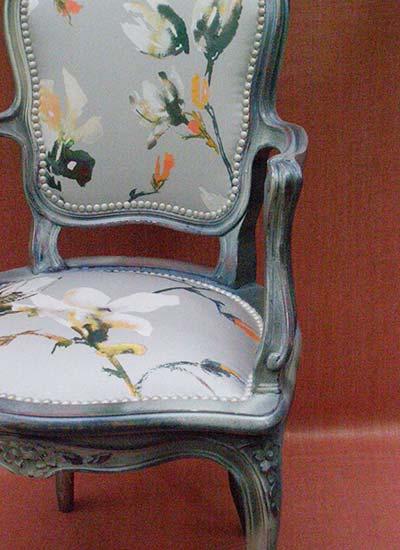 fauteuil style Louis15