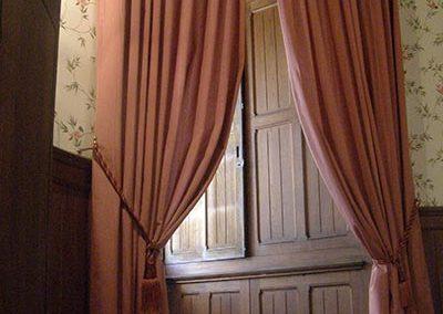 rideaux cintres